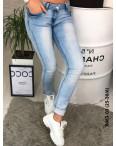 0063-03 Car King джинсы женские с варкой весенние стрейчевые (25-30, 6 ед.): артикул 1089141