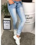 0000-00 Car King джинсы женские с варкой весенние стрейчевые (25-30, 6 ед.): артикул 1089136_1
