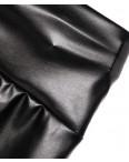 0197 X лосины кожаные с замочком весенние стрейчевые (42-46, 3 ед.): артикул 1089414