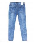0886 Miss Free джинсы женские батальные с декоративной отделкой весенние стрейчевые (31-38, 6 ед.): артикул 1089459