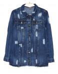 0725 X кардиган женский джинсовый весенний котоновый (XS-XL, 5 ед.): артикул 1089472