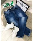 2536 Crosstyle джинсы женские батальные с царапками весенние стрейчевые (32-42, 6 ед.): артикул 1089284
