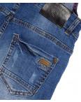A 0322-8 Relucky комбинезон джинсовый женский с рванкой весенний стрейчевый (25-30, 6 ед.): артикул 1089611