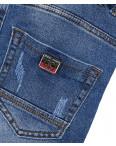 A 0334-10 Relucky комбинезон джинсовый женский с рванкой весенний стрейчевый (25-30, 6 ед.): артикул 1089615