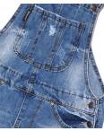 Y 0039-12 Relucky комбинезон-юбка джинсовый весенний котоновый (25-30, 6 ед.): артикул 1089620