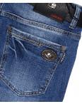 0007 (Z-07) Lan Bai джинсы батальные весенние стрейчевые (32-42, 6 ед.): артикул 1089672