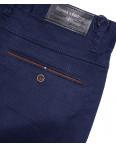 0672-1 Disvocas брюки мужские батальные синие весенние стрейчевые (32-36, 8 ед.): артикул 1089688