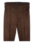 30033 коричневые Incebelli лосины замшевые весенние стрейчевые (S-XL, 4 ед.): артикул 1089799