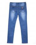 0083 V&D джинсы женские батальные с царапками весенние стрейчевые (30-36, 6 ед.): артикул 1089899
