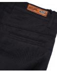 0375-1 Feerars брюки мужские черные весенние стрейчевые (29-38, 8 ед.): артикул 1090011