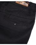 0373-1 Feerars брюки мужские молодежные черные весенние стрейчевые (28-36, 8 ед.): артикул 1090012