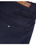 0373-3 Feerars брюки мужские молодежные темно-синие весенние стрейчевые (28-36, 8 ед.): артикул 1090014