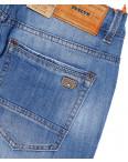 2085 Fang джинсы мужские с теркой весенние стрейч-котон (30-38, 8 ед.): артикул 1090130