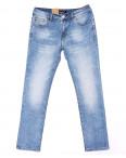 2075 Fang джинсы мужские с теркой весенние стрейч-котон (29-36, 8 ед.): артикул 1090132
