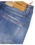 2089 Fang джинсы мужские молодежные с теркой весенние стрейч-котон (28-34, 8 ед.): артикул 1090133