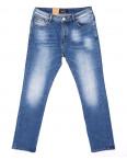 2079 Fang джинсы мужские с теркой весенние стрейч-котон (30-38, 8 ед.): артикул 1090136