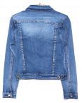 0839 Gallop куртка джинсовая с жемчугом весенняя стрейчевая (XS-XL, 5 ед.): артикул 1090424