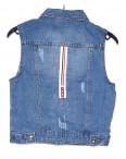 0622 New jeans жилетка джинсовая женская весенняя котоновая (XS-XXL, 6 ед.): артикул 1090505