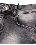 1179 RND Its Basic шорты джинсовые женские серые стрейчевые (34-40, евро, 5 ед.): артикул 1090511