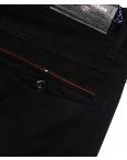 0668-34 Disvocas брюки мужские черные весенние стрейчевые (29-38, 8 ед.): артикул 1090533