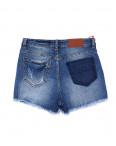A 0103-9 Relucky шорты-юбка джинсовые стрейчевые (25-30, 6 ед.): артикул 1090536