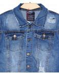 A 0208-9 Relucky куртка джинсовая женская весенняя котоновая (S-XXXL, 6 ед.): артикул 1090538
