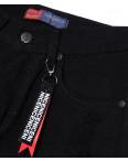 A 0036-15 Relucky шорты джинсовые женские черные с рванкой котоновые (25-30, 6 ед.): артикул 1090543