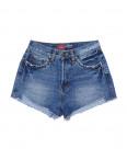 A 0024-12 Relucky шорты джинсовые женские котоновые (25-30, 6 ед.): артикул 1090545
