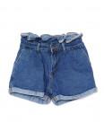 A 0074-10 Relucky шорты джинсовые женские стрейчевые (25-30, 6 ед.): артикул 1090552