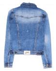 0329 Zijinyan куртка джинсовая женская весенняя стрейч-котон (S-XXXL, 6 ед.): артикул 1090555