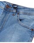 0699 Happy Pink юбка джинсовая с рванкой и царапками стрейчевая (S-XL, 6 ед.): артикул 1090607