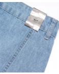 0054-1 (E54(1)) Ondi юбка джинсовая на пуговицах котоновая (36-42, евро, 5 ед.): артикул 1090613