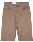 9017 LS брюки мужские бежевые весенние стрейчевые (31-38, 8 ед.): артикул 1090645