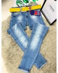 0606 Dsquared стильные женские джинсы с рванкой весенние стрейчевые (26-30, 6 ед.): артикул 1090685