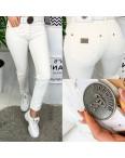 0621 Moschino бойфренды белого цвета летние котоновые (26-30, 5 ед.): артикул 1090687