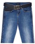 2019-629 Angelina Mara джинсы женские зауженные весенние стрейчевые (25-30, 6 ед.): артикул 1090771