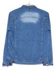 2037-1 In Yesir куртка джинсовая мужская весенняя стрейчевая (S-XXL, 6 ед.): артикул 1090788