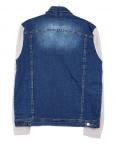 2031-2 In Yesir куртка джинсовая мужская батальная комбинированная весенняя стрейчевая (XL-5XL, 5 ед.): артикул 1090793