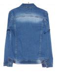 2012-2 In Yesir куртка джинсовая мужская весенняя стрейч-котон (S-XXL, 6 ед.): артикул 1090817