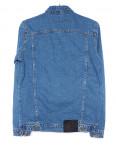 8011-1 In Yesir куртка джинсовая мужская весенняя котоновая (S-XXL, 6 ед.): артикул 1090827