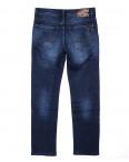 1452 Varxdar джинсы мужские батальные с теркой весенние стрейчевые (32-38, 8 ед.): артикул 1090834
