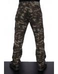 0087 SA.Rooney брюки мужские батальные камуфляжные весенние котоновые (32-42, 10 ед.): артикул 1090718
