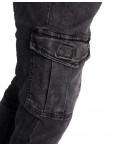 2591 Viman джинсы мужские на резинке весенние стрейчевые (30-38, 10 ед.): артикул 1090852