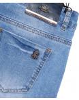 1304 Lady N юбка джинсовая батальная весенняя стрейчевая (32-42, 6 ед.): артикул 1091051