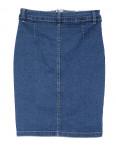 0051-2 (E51 (2)) Ondi юбка джинсовая на молнии стрейчевая (36-42, евро, 5 ед.): артикул 1091166