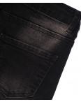 0980 X юбка джинсовая черно-серая стрейчевая (34-44, евро, 6 ед.): артикул 1091174