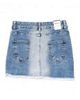 0058-2 (E58 (2)) Ondi юбка джинсовая стильная стрейчевая (36-42, евро, 5 ед.): артикул 1091175