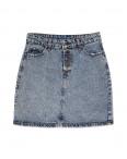 6004-2 Real Focus юбка джинсовая котоновая (26-30, 5 ед.): артикул 1091205