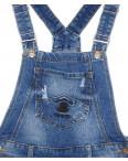 A 0010 (A10) Relucky комбинезон-шорты джинсовый женский стрейчевый (25-30, 6 ед.): артикул 1091207