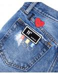 A 0021-12 Relucky шорты джинсовые женские с рванкой котоновые (25-30, 6 ед): артикул 1091225